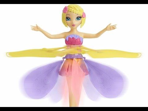 Flying Fairy Flutterbye Fairies For Children Youtube
