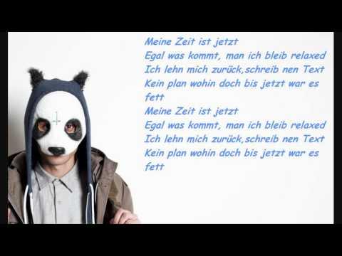 Cro - Meine Zeit [LYRICS]