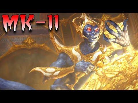 Коллектор против Кроники МК11! Концовка за Коллектора Mortal Kombat 11 прохождение