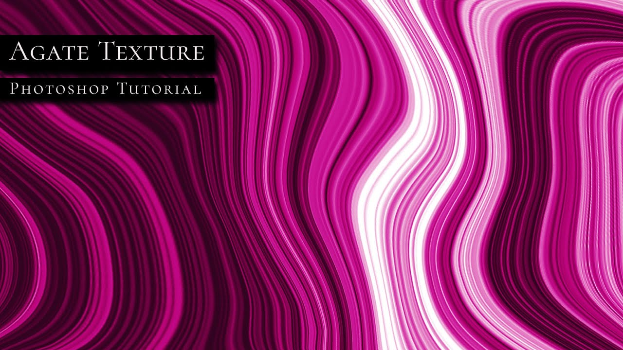 Photoshop Texture | Agate Crystal (or Liquid Marble ) Design