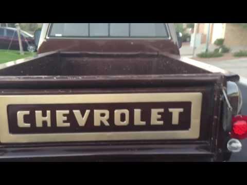 Blueprint 383 Stroker Chevy K10