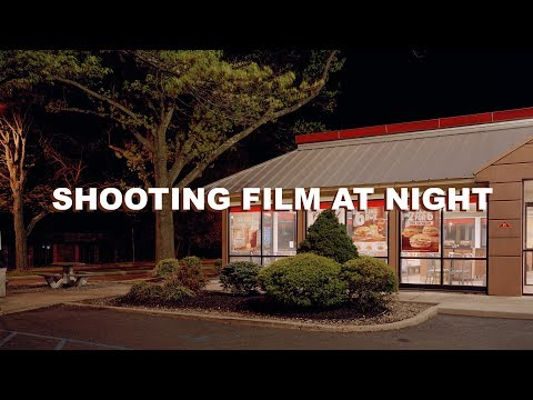 How To Shoot On Film At NIGHT