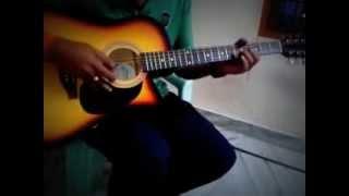 Guitar lead - Akasam Enatido from movie Nireekshana