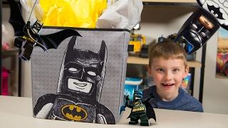 HUGE LEGO Batman Surprise Present Super Hero Blind Bags Toys for Boys Kinder Playtime