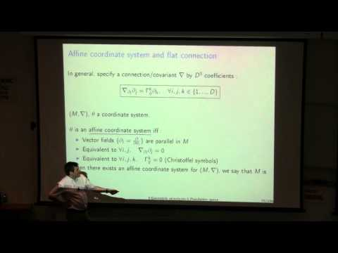 Computational Information Geometry with Frank Nielsen