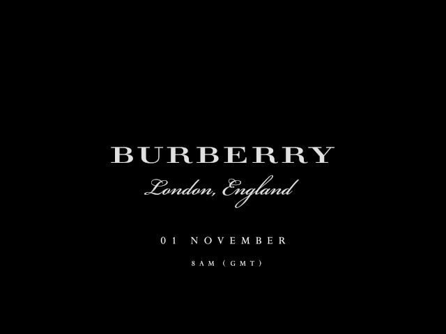 The Tale of Thomas Burberry. Coming Soon.