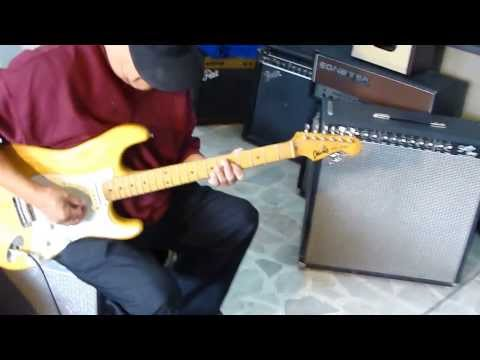 MARSHALL TUBE AMP 18 WATTS & 1978 IBANEZ STRAT