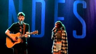 shawn mendes and jacquie lee give me love cover