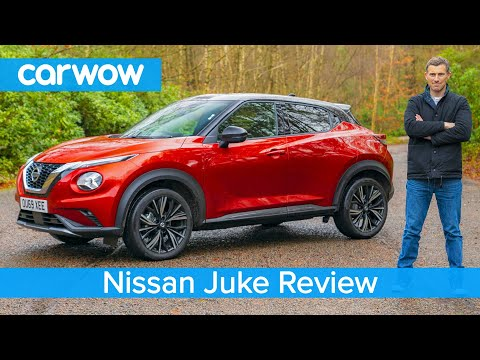 The new Nissan Juke is WAY better than you think! REVIEW
