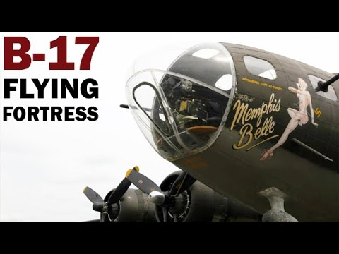Memphis Belle - Story of a B-17 Flying Fortress | USAAF Documentary in Color | 1944