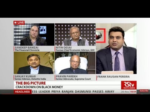 The Big Picture - Swiss Bank Info to be Shared with India
