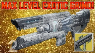 DESTINY 2 - RAID POWER LEVEL MAXING - NEW EXOTIC WEAPON QUESTS! (Destiny 2 Gameplay)