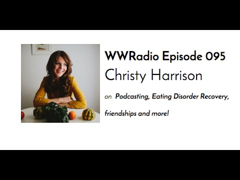 95 Christy Harrison Returns On Eating Disorder Recovery Boundaries Food Psych Podcast