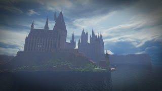 Best Hogwarts made in Minecraft (Trailer 2)