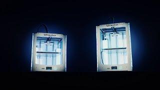 Ultimaker 2+. Our Most Advanced 3D Printer Just Got Even Better.