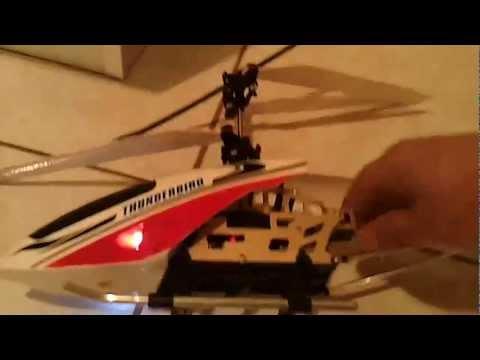 9053 RC HELI SUCCESSOR? CALLED THUNDERBIRD CAM INCLUDED