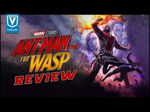 Ant-Man And The Wasp – Movie Review