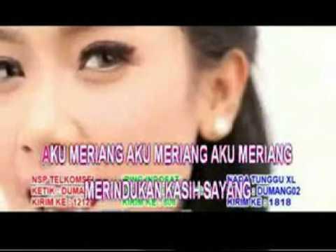 Meriang (Merindukan Kasih Sayang) - Cita Citata (Video Karaoke)