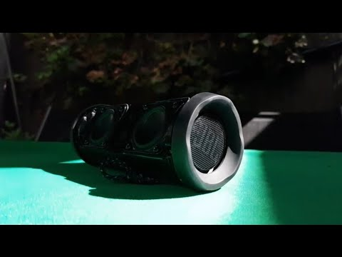 JBL Flip 4 | CLEAN BASS TEST