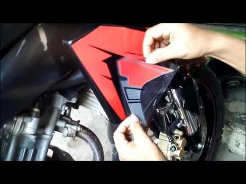 04# cutting stiker motor VIXION BOEGEL