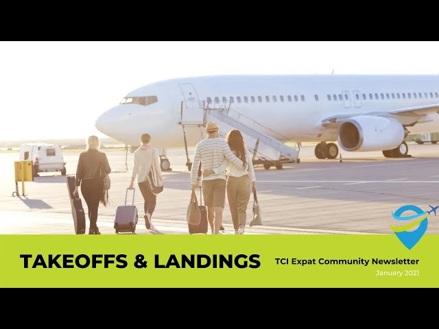 TCI Expat Community Newsletter January 2021 - Darrell Forte