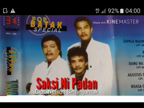 Saksi Ni Padan ~ Trio Ambisi [Lagu Batak Nostalgia, Lagu Batak Populer]
