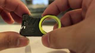 Gerber Hook Knife Unboxing & Review (Keychain/ Pocket Tool) GDC