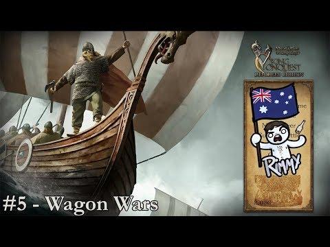 Mount & Blade: Viking Conquest #5 - Wagon Wars