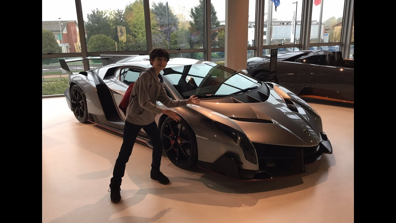 Visiting The Lamborghini Factory And Museum In Italy Youtube
