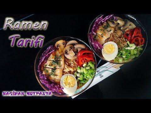 Evde Ramen Nasıl Yapılır?-Ramen Tarifleri-How To Cook Ramen?-ramen Recipes