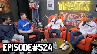 The Fighter and The Kid - Episode 524: Chris Distefano and Yannis Pappas