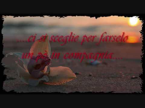Ligabue L'amore conta + testo