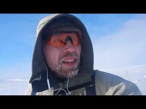 Vintertur ved Finse, Norge, marts 2018, 6 dage
