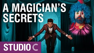 Magic Tricks Revealed - Studio C