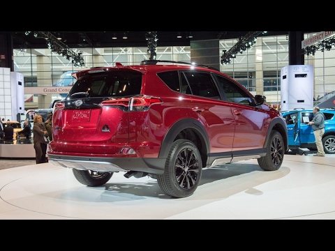 2018 toyota rav4 le. beautiful toyota 2018 toyota rav4 adventure  exterior and interior on toyota rav4 le