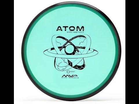 One disc round with the MVP Proton Atom