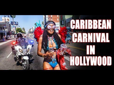2017 Caribbean Carnival In Hollywood California.