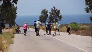 Vandalusía Longboard Crew - Summer Trip