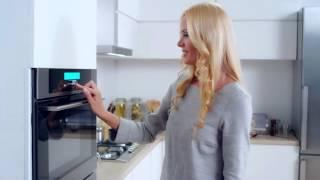 видео Микроволновая печь маленького размера