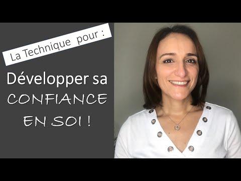 Développer La Confiance En Soi Avec 1 Technique