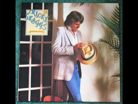 Ricky Skaggs - Crying My Heart Out Over You (Bluegrass Version)