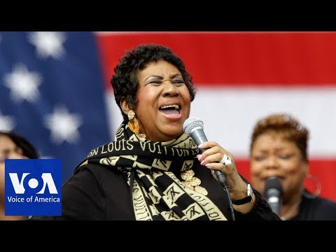 IN PHOTOS: Aretha Franklin Through the Years