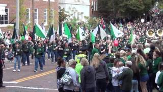 Ohio University Marching 110 Alumni Band - Homecoming 2016