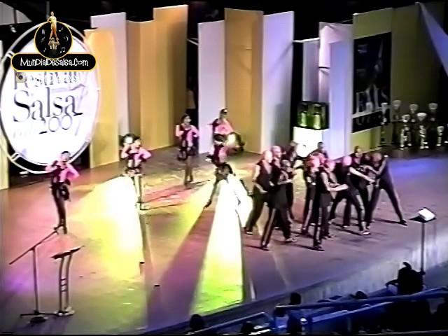 Swing Latino - Festival Mundial de Salsa de Cali 2007