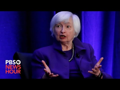 WATCH: Senate expected to vote on confirmation of Yellen for Treasury secretary