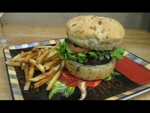 Hamburgers Gourmet Style Recipe Cook Along Version