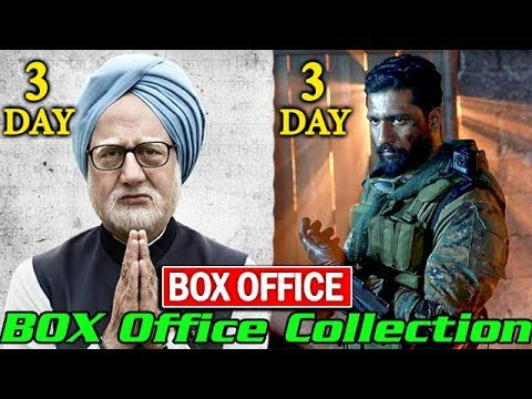 Box Office Collection Of Uri The Surgical Attack Day 3 The