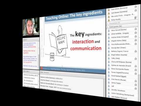Teaching Online Tips