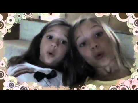 The Lazy Song With Maddie And Mackenzie