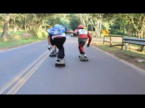 Downhill Mbatovi Paraguay - Longboard & Inline
